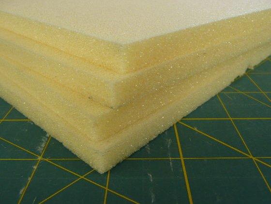 Hovercraft Foam Kit