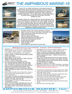 Vanguard 16 brochure
