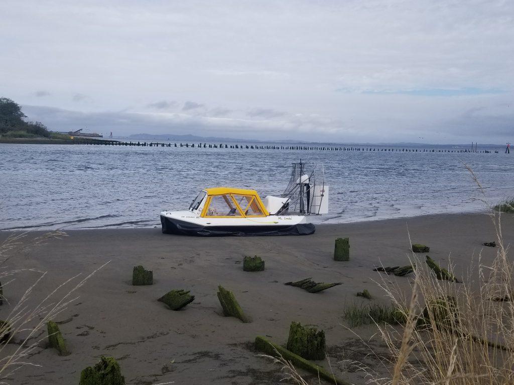 Amphibious Marine kit hovercraft