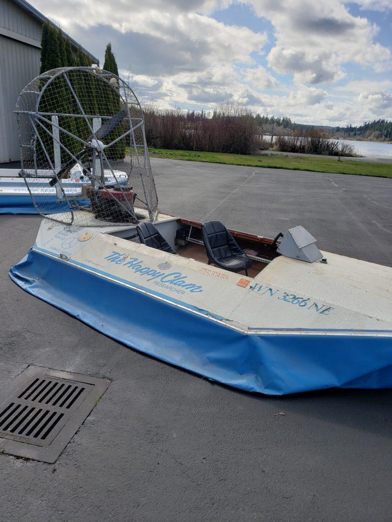 14ft hovercraft