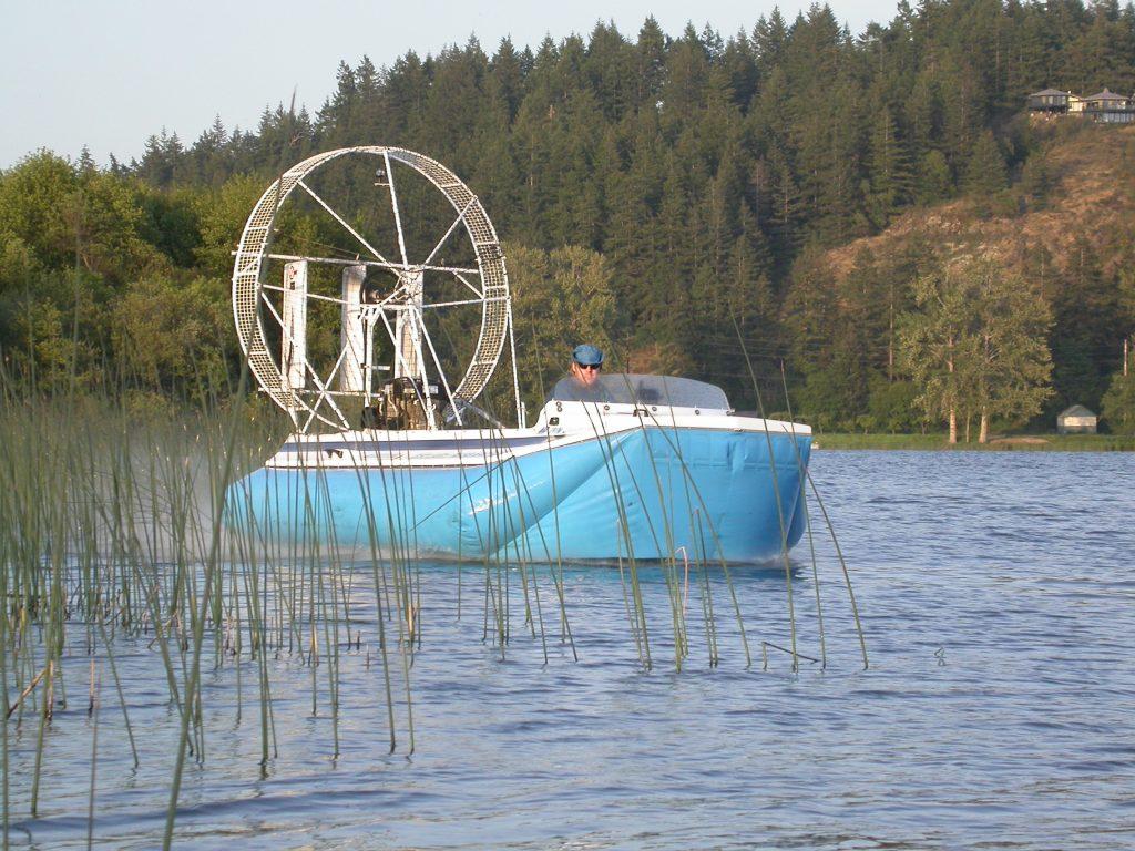 hovercraft for sale vanguard